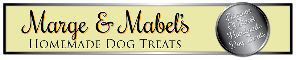 Marge and Mabel's Homemade Dog Treats