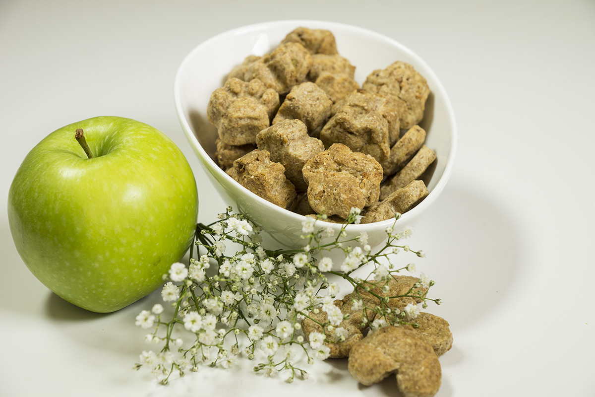 Sausage & Apple Treats